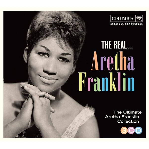 Real Aretha Franklin CD