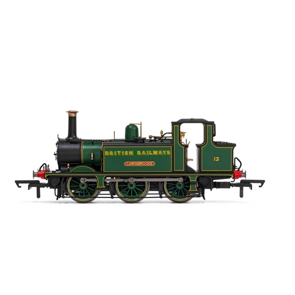 Hornby Transitional BR Terrier 0-6-0T 13 Carisbrooke Era 4 Model Train