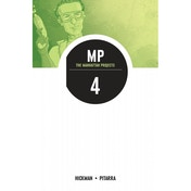 The Manhattan Projects Volume 4: The Four Disciplines TP