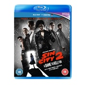 Sin City 2 A Dame To Kill For Blu-ray