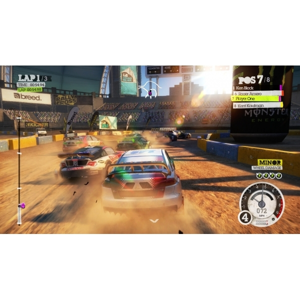 Colin McRae Dirt 2 Game Xbox 360 - Image 2