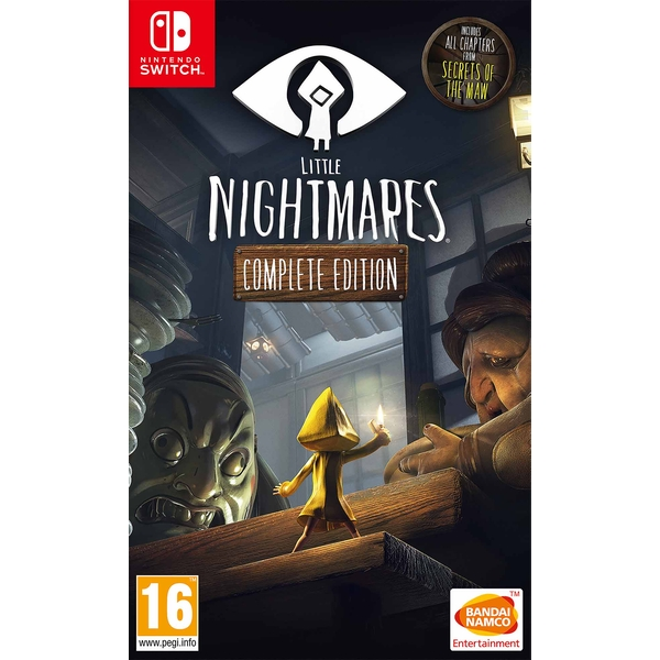 Little Nightmares Complete Edition Nintendo Switch Game - Image 1