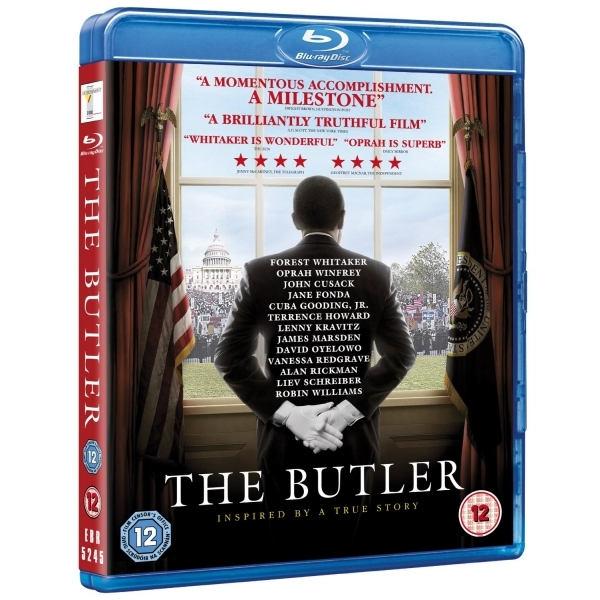 The Butler Blu Ray