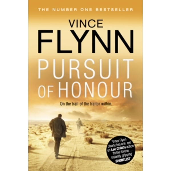 Pursuit of Honour by Vince Flynn (Paperback, 2013)