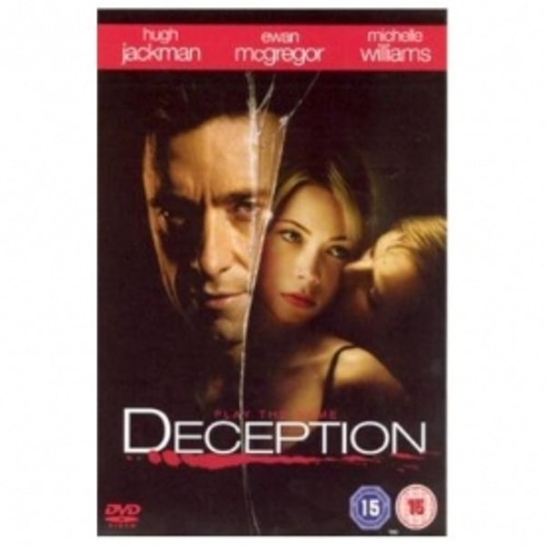 Deception DVD