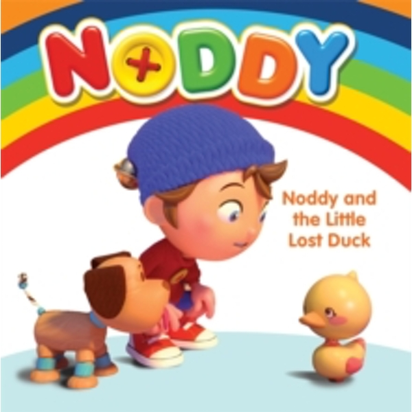 Noddy Toyland Detective: Noddy and the little Lost Duck : Board Book