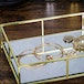 Gold Mirrored Tray | M&W - Image 5