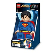 Lego Lights DC Super Heroes Superman Torch