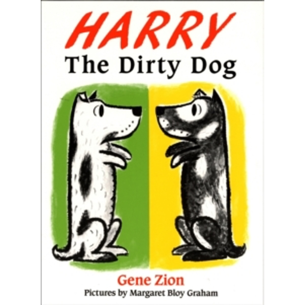 Harry The Dirty Dog by Gene Zion (Paperback, 1992)