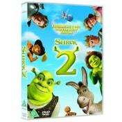 Shrek 2: Enchanting Far Far Away Edition DVD