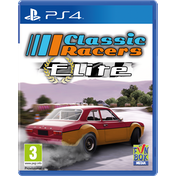 Classic Racers Elite PS4 Game