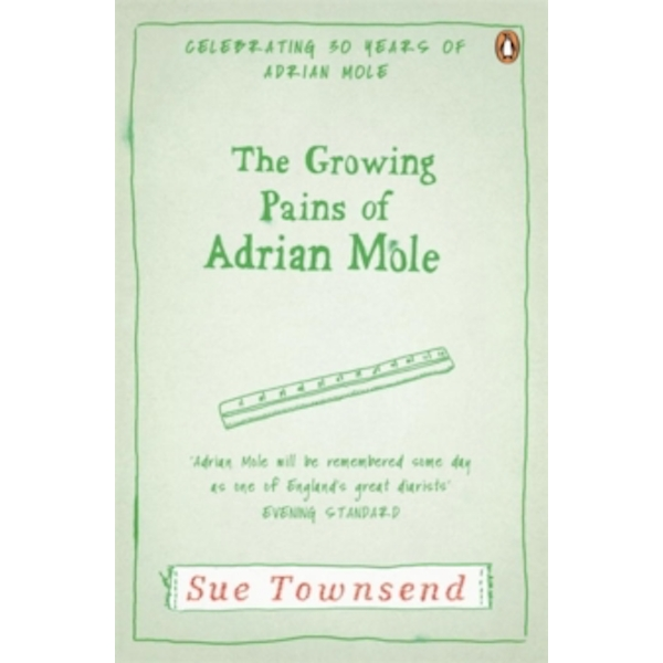 The Growing Pains of Adrian Mole by Sue Townsend (Paperback, 2012)