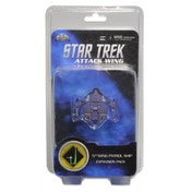 Star Trek Attack Wing 5th Wing Patrol Ship 6 Wave 1 Board Game