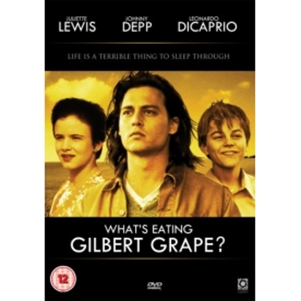 What's Eating Gilbert Grape DVD