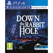 Down The Rabbit Hole PS4 Game (PSVR Required)