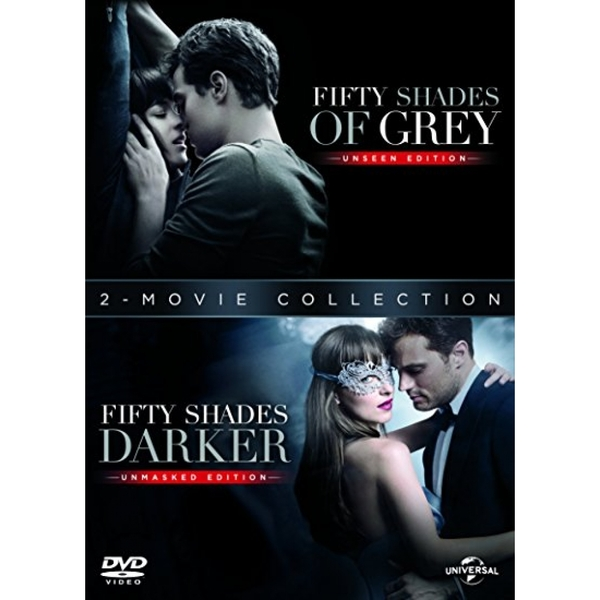 fifty shades darker fifty shades of grey dvd. Black Bedroom Furniture Sets. Home Design Ideas