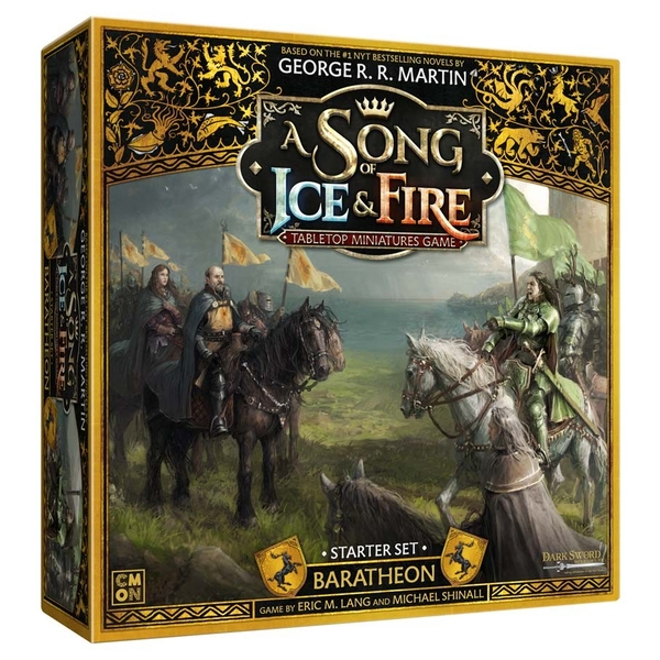 A Song Of Ice and Fire - Baratheon Starter Set Board Game