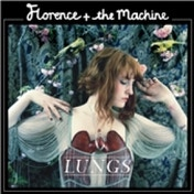 Florence   The Machine Lungs CD