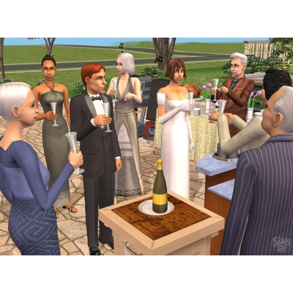 The Sims 2 Deluxe Game PC - Image 4