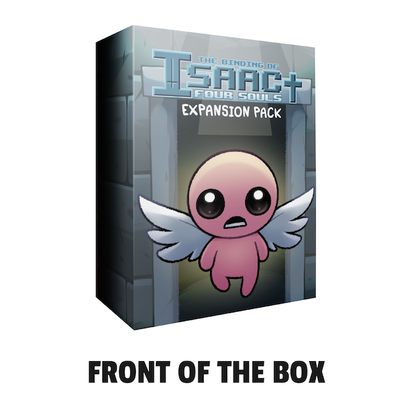 The Binding Of Isaac: Four Souls Card Game Expansion