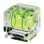 Hama Camera Spirit Level, 1 bubble level