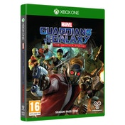 Guardians Of The Galaxy The Telltale Series Xbox One Game