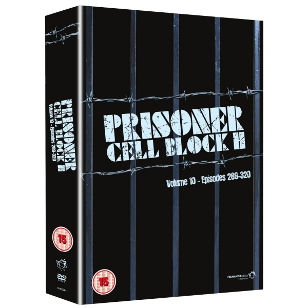 Prisoner Cell Block H - Volume 10 DVD
