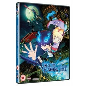 Blue Exorcist: The Movie DVD