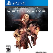 Left Alive PS4 Game