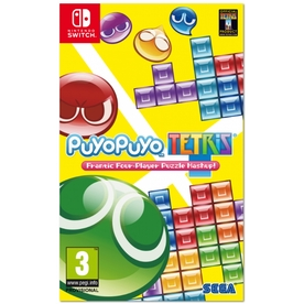 Puyo Puyo Tetris Nintendo Switch Game