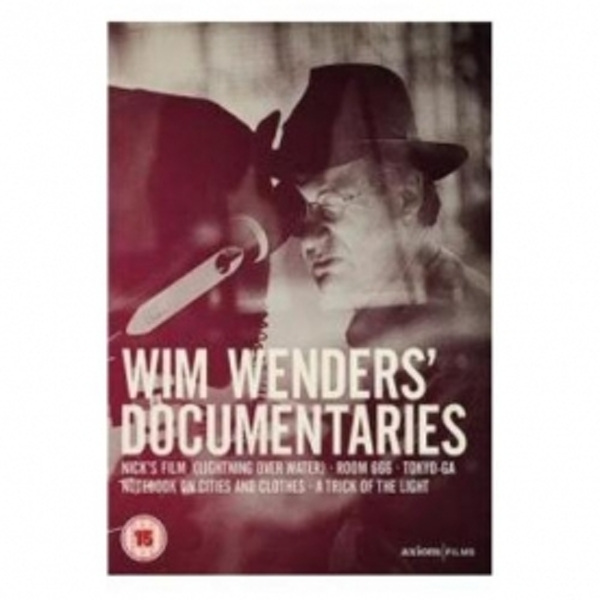 Wim Wenders Documentaries Collection DVD