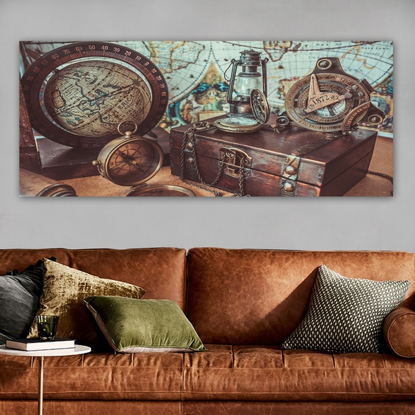 YTY550474549_50120 Multicolor Decorative Canvas Painting