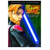 Star Wars Clone Wars Season 5 DVD