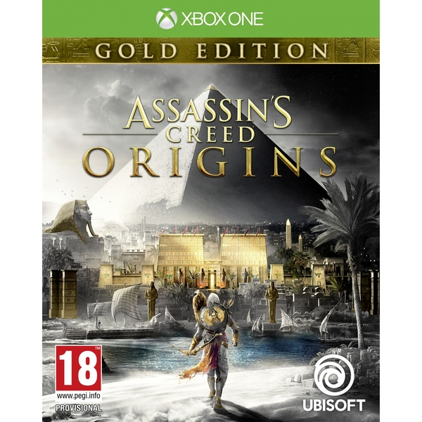 Assassin\'s Creed Origins Gold Edition Xbox One Game