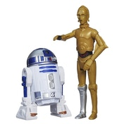 Star Wars Rebels Mission Series 2 Pack: C-3PO and R2-D2