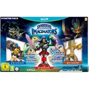 Skylanders Imaginators Starter Pack Wii U Game