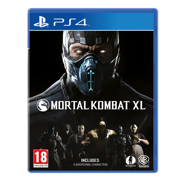 Mortal Kombat XL PS4 Game