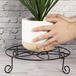 Iron Plant Pot Stands - Set of 3 | M&W - Image 4
