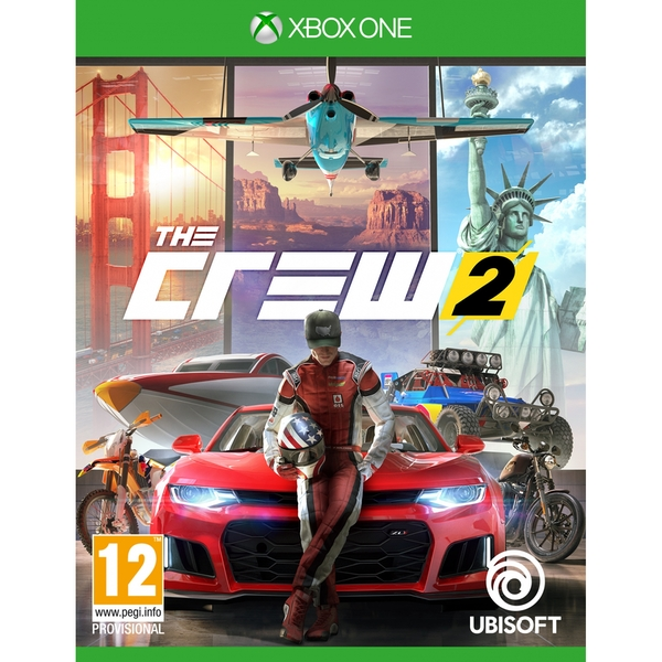 the crew 2 xbox one game. Black Bedroom Furniture Sets. Home Design Ideas