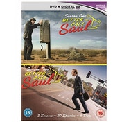 Better Call Saul - Season 1-2 DVD
