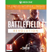 Battlefield 1 Revolution Game Xbox One