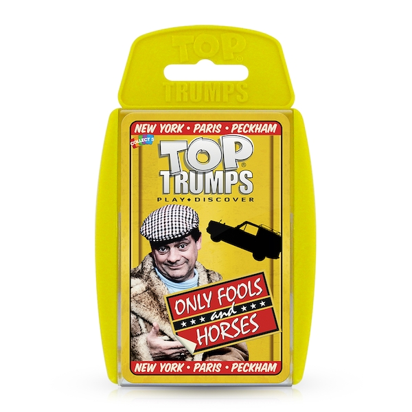 Top Trumps - Only Fools and Horses
