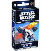 Star Wars Lcg The Battle of Hoth Force Pack Card Game