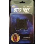 Star Trek Attack Wing Borg Scout Cube Wave 7