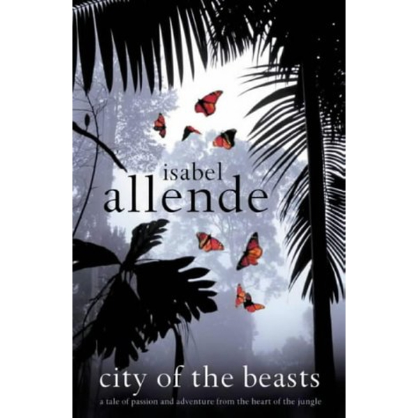 City of the Beasts by Isabel Allende (Paperback, 2003)
