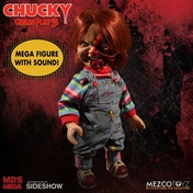 Pizza Face Chucky (Mezco) Talking Doll