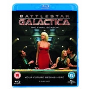 Battlestar Galactica The Final Season Blu-ray