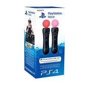 Sony PlayStation Move Motion Controller Twin Pack (PS4/PSVR)