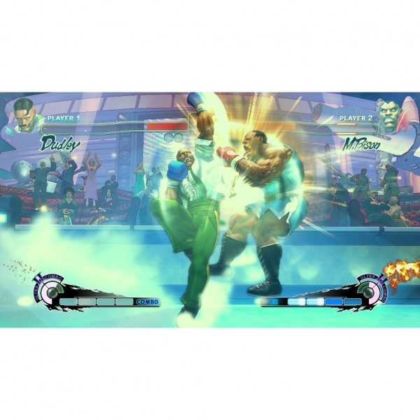 Super Street Fighter IV Game Xbox 360 - Image 2