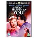 It Should Happen To You DVD